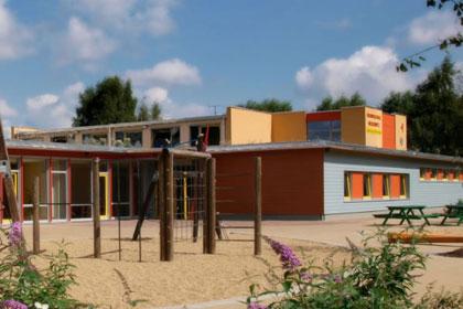 Neubau der Grundschule Neschwitz